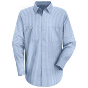 Red Kap® SP10 Micro-Check Uniform Shirt
