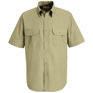 jcpenney.com | Red Kap® SP60 Dress Uniform Shirt–Big & Tall