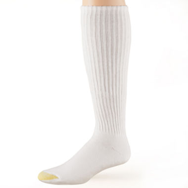 jcpenney.com | Gold Toe® 3-pk. Athletic Liner Over-the-Calf Socks