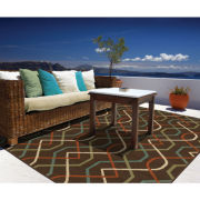 Montego Swizzle Indoor/Outdoor Rectangular Rug