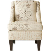 Danbury Upholstered Accent Chair