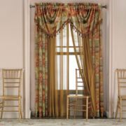 Royal Velvet® Excerpt Rod-Pocket Sheer Panel