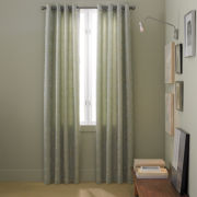 Monte Carlo Grommet-Top Curtain Panel