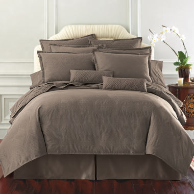jcpenney.com | Royal Velvet® 400tc WrinkleGuard Duvet Cover & Accessories