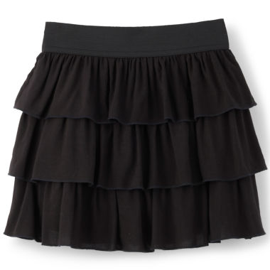 jcpenney.com | by&by Girl Tiered Skirt - Girls 7-16 and Plus