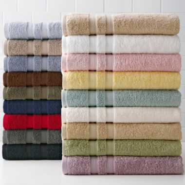 jcpenney.com | Royal Velvet® Pure Perfection™ Bath Towels