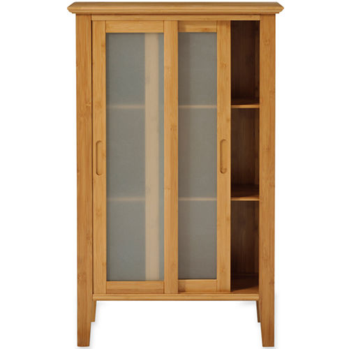 Tropic Floor Cabinet w/Sliding Door