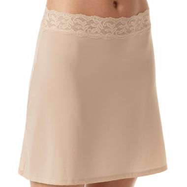 "jcpenney.com | Vanity Fair® 18"" Half Slip, Body Foundation™ - 11072"