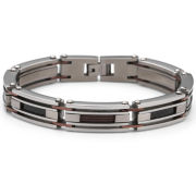 Men's Link Bracelet Stainless Steel
