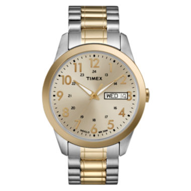 jcpenney.com | Timex® Mens Two-Tone Watch