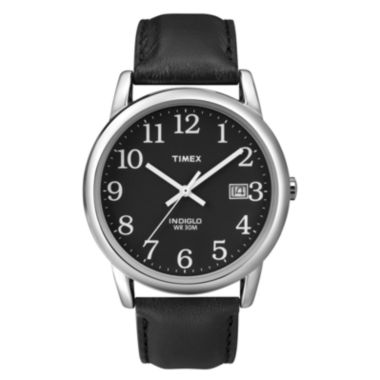 jcpenney.com | Timex® Easy Reader Mens Black Watch