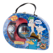 Disney Phineas & Ferb Watch & Monocular Gift Set