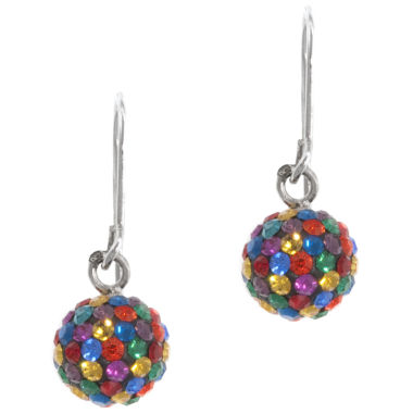 jcpenney.com | Multi-Color Drop Earrings