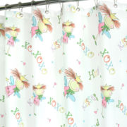 Park B. Smith Fairy Luv Shower Curtain