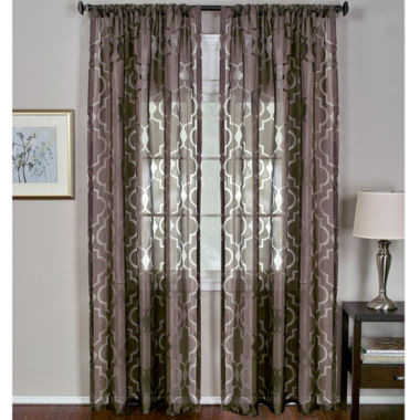 jcpenney.com | Montego Rod-Pocket Curtain Panel