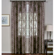 Montego Rod-Pocket Curtain Panel