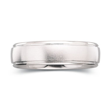 jcpenney.com |  Mens 6mm Tungsten Carbide Ring