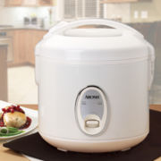 Aroma® 8-Cup Rice Cooker