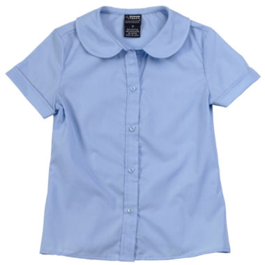 jcpenney.com | French Toast® Peter Pan Blouse - Girls 7-16
