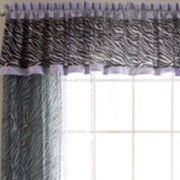 Seventeen® Zebra Darling Window Treatments