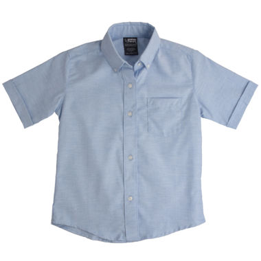 jcpenney.com | French Toast® Oxford Shirt - Boys 4-7, 8-20 and Husky