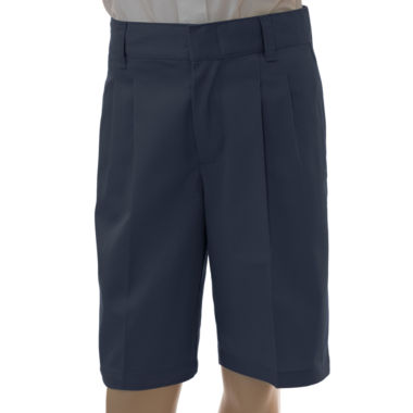 jcpenney.com | French Toast® Boys 4-7 Pleated Shorts