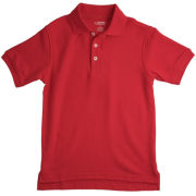 French Toast® Piqué Polo Shirt - Boys 8-20 and Husky