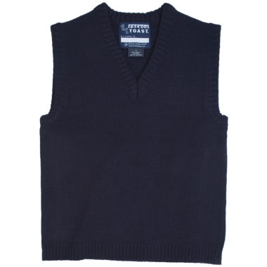 jcpenney.com | French Toast® Sweater Vest – Boys 8-20 and Husky