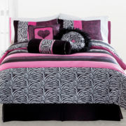 CLOSEOUT! Seventeen® Natasha Comforter & Accessories