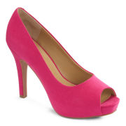 Nine & Co.® Bronte Peep-Toe Pumps