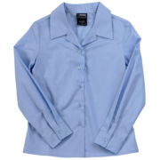 French Toast® Point-Collar Blouse - Girls 7-16
