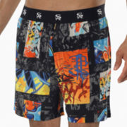 Stacy Adams® Print Boxers - Big & Tall