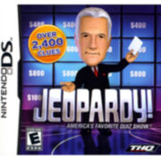 Nintendo® DS™  Jeopardy Game