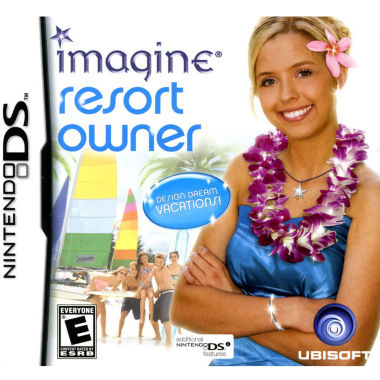jcpenney.com | Nintendo® DS™ Imagine Resort Owner