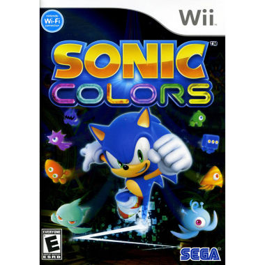 jcpenney.com | Nintendo® Wii™ Sonic Colors