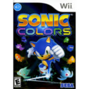 Nintendo® Wii™ Sonic Colors