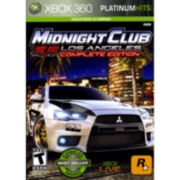 Xbox 360® Midnight Club