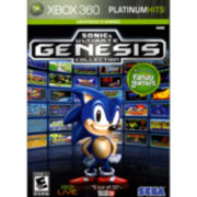 Xbox 360® Sonic Genesis Ultimate Collection