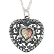 Black Hills Gold® Heart Pendant