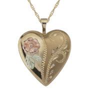Black Hills Gold® Heart Locket