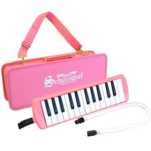 Schoenhut® 25-Key Pink Melodica