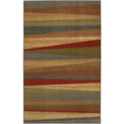 Mohawk Home® Mayan Sunset Rectangular Rugs