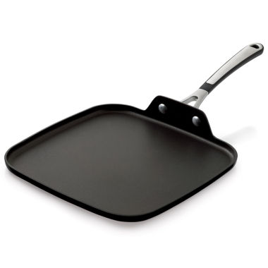 "jcpenney.com | Simply Calphalon® 11"" Enamel Square Griddle"