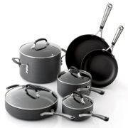 Simply Calphalon® 10-pc. Nonstick Cookware Set