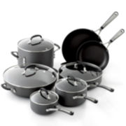 Simply Calphalon® 10-pc. Nonstick Cookware Set + BONUS