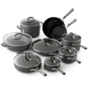 Simply Calphalon® 14-pc. Nonstick Cookware Set + BONUS