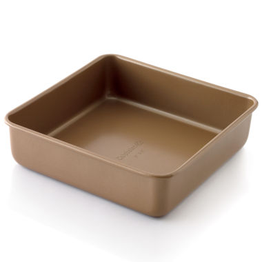 "jcpenney.com | Simply Calphalon® 8"" Square Cake Pan"