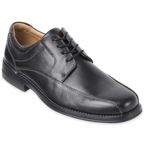 Dockers® Milbury Mens Leather Dress Shoes
