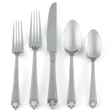 jcpenney.com | Oneida® Eave 20-pc. Flatware Set