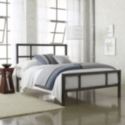 Spencer Metal Bed